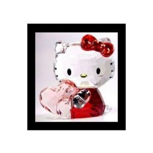 Swarovski Hello Kitty Decor is HERE!!! 💖 CUTE